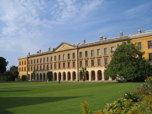 The New Building, Magdalen College